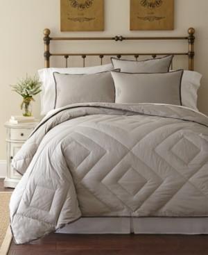 Pendleton Vintage Wash Queen Down Alternative Comforter, 300 Thread Count Cotton