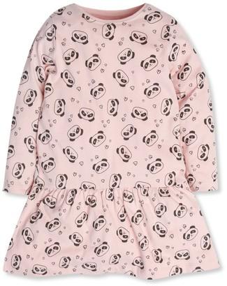 M&Co Panda print dress (9mths-5yrs)