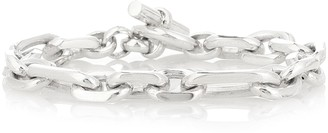 Tilly Sveaas Sterling silver watch chain bracelet