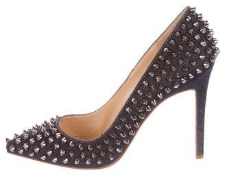 Christian Louboutin Pigalle Spikes 100 Pumps w/ Tags