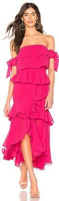 MISA X REVOLVE Isidora Dress