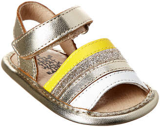 Old Soles Rainbow Baby Leather Sandal
