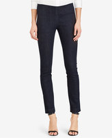 Lauren Ralph Lauren Petite Stretch Denim Skinny Pants