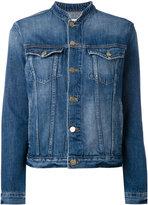 Frame classic denim jacket - women - Cotton - S