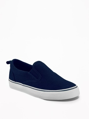 Old Navy Canvas Slip-Ons for Boys