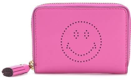 Anya Hindmarch Wink Small leather wallet