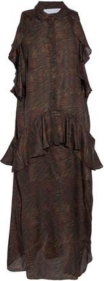 Iro . Jeans IRO. JEANS 3/4 length dresses