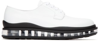 Prada Levitate Derby Lace-Up Shoes