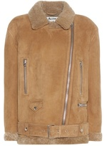 Acne Studios Exclusive To Mytheresa.com – More Shearling Suede Jacket