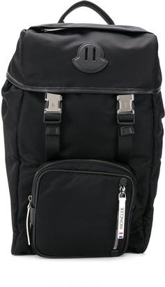 Moncler Buckled Backpack