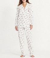 Lauren Ralph Lauren Floral Twill Classic Pajamas