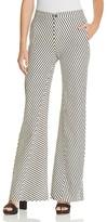J Brand Larrabee Trouser Flare Pants
