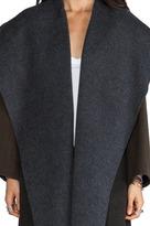 Vince Colorblock Coat