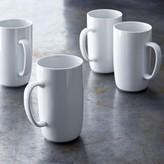 Williams-Sonoma Open Kitchen Tall Mugs, Set of 4