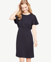 Ann Taylor Tall Bar Back Shift Dress