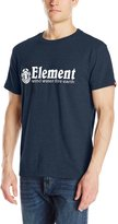 Element Men's Horizontal Short Sleeve T Shirt