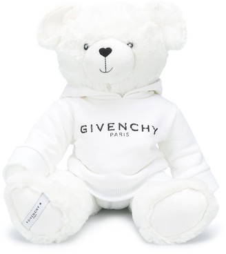 Givenchy Kids logo-print Teddy Bear
