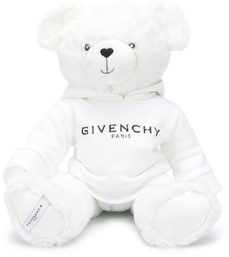 Givenchy Kids logo-print Teddy Bear
