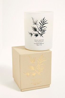Free People French Juniper, Clove + Ginger Candle