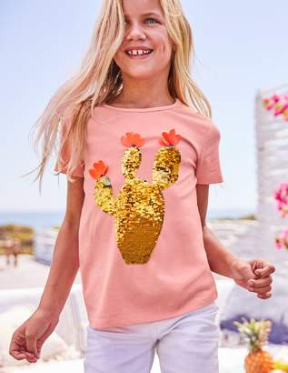 Boden Fluttery Colour-Change T-Shirt