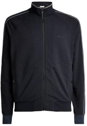 Ermenegildo Zegna Zip-Up Track Jacket