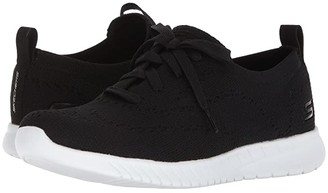 Skechers Wave Lite - Pretty Philosophy (Slate) Women's Lace up casual Shoes