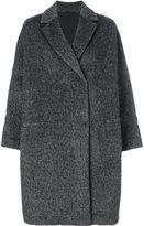 Brunello Cucinelli classic knitted coat - women - Silk/Polyamide/Acetate/Virgin Wool - 40