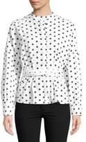 Vero Moda Polka-Dot Cotton Top