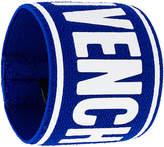 Givenchy tennis sweatband cuff