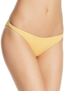 L-Space Summer Love Plaid Camacho Bikini Bottom
