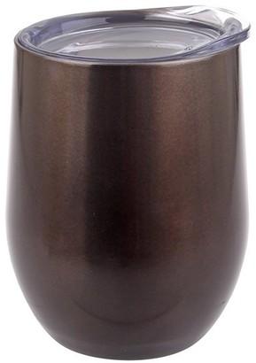 Oasis Double-Walled Wine Tumbler 330ml Smoke