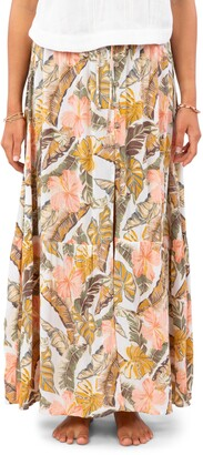 Rip Curl Tropic Coast Maxi Skirt