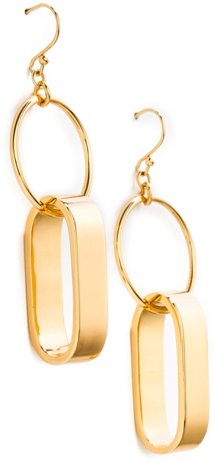 Trina Turk Link Mix Earring