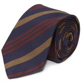 Drakes Drake's Striped Tie