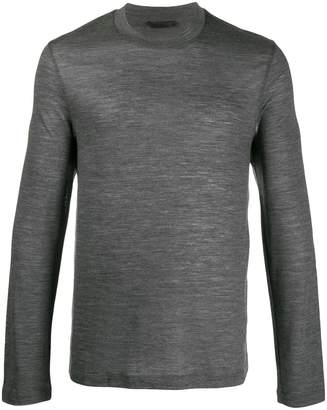 Helmut Lang long sleeved T-shirt