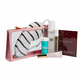 Stow Dusky Pink Luxury Wellbeing Kit Curated by Wellness Expert Bobbi Brown