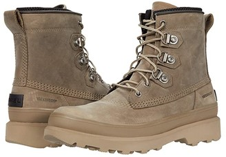Sorel Cariboutm Street Waterproof (Khaki II) Men's Boots