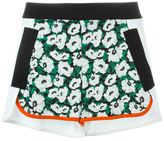 Stella McCartney 'Kristelle' floral print shorts - women - Spandex/Elastane/Viscose - 38