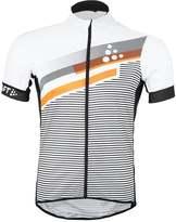 Craft Reel Sports Shirt White/flourange