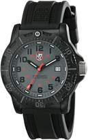 Luminox Men's 8802 Carbon Reinforced PC Analog Plastic Bezel Watch
