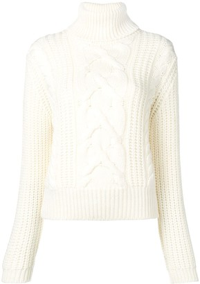 Jacob Cohen patterned loose sweater