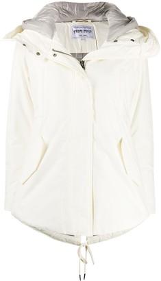 Woolrich hooded parka coat