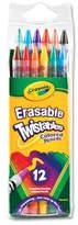 Crayola Twistables Erasable Colored Pencils
