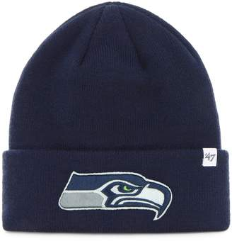 '47 Seattle Seahawks NFL Raised Cuff Knit Beanie