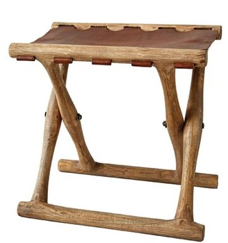 Creative Co-op Accent Stool