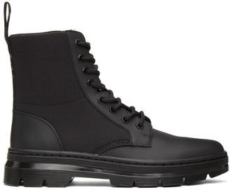 Dr. Martens Black Combs 2 Boots