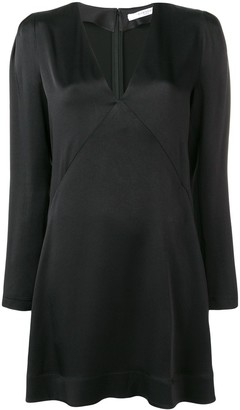 Givenchy empire line V-neck dress