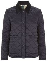 Barbour Summer Cropped Border Jacket