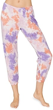 Spiritual Gangster Perfect Tie Dyed Sweatpants