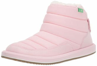 Sanuk Girls' Lil Puffer Fashion Boot